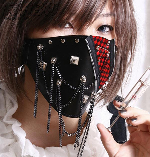 Topic japanese fetish masks jrock idea useful